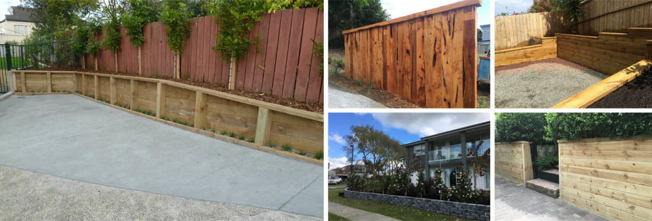 Retaining Walls Auckland North S Silverdale Millwater